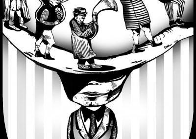 Cine Ilustrado 50º Aniversario – Federico Fellini