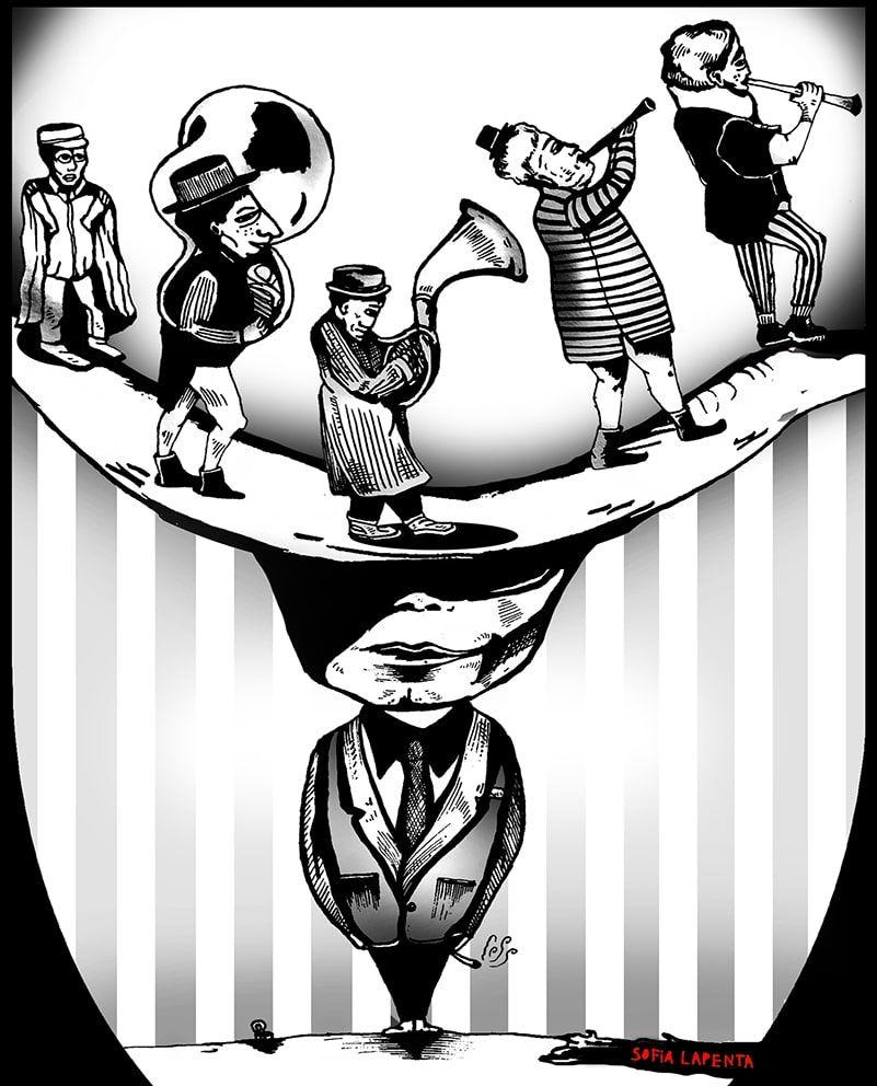 Federico Fellini: Cine Ilustrado 50º Aniversario 1