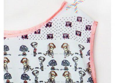 Diseño Textil Tecnológica SS013