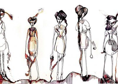 Diseño de vestuario teatral