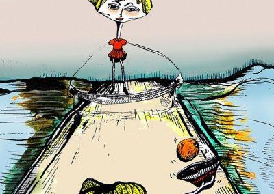 Ilustraciones Serie Tenis 9