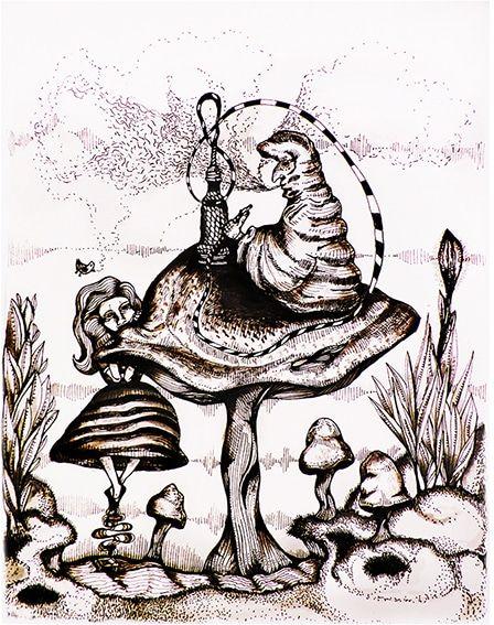 Serie Ilustrada: Alicia en el País de las Maravillas