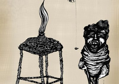 Ilustraciones Serie Desayuno 4