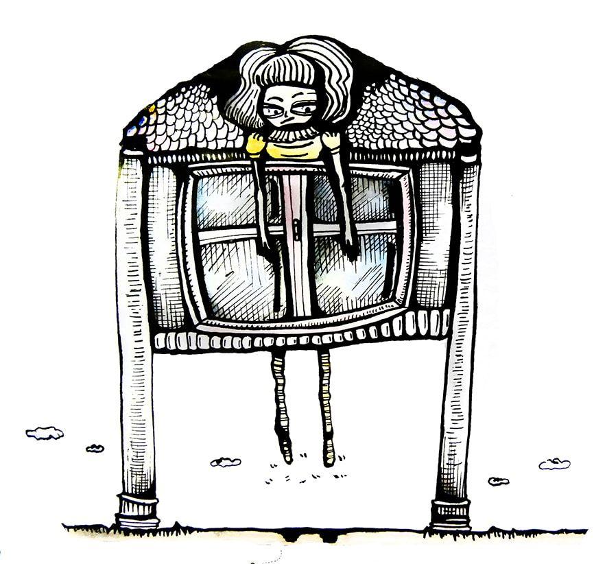 Ilustraciones Serie Día 1