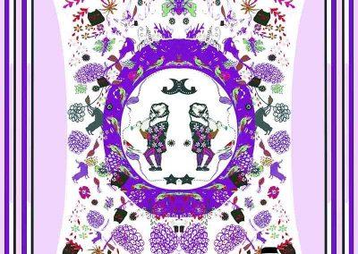 Diseño Textil Fellini 1