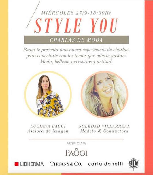 Luciana Bacci: El pañuelo es un accesorio altamente versátil. 3