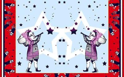 Pañuelo Estrellada Nuevos Colores