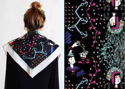 Diseño Textil Fellini