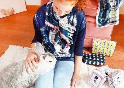 Colección Nena Conejo AW018 12