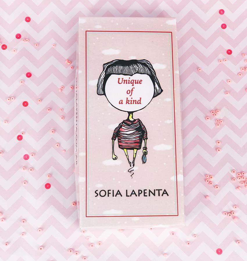 Caja de Autor Rosada 1