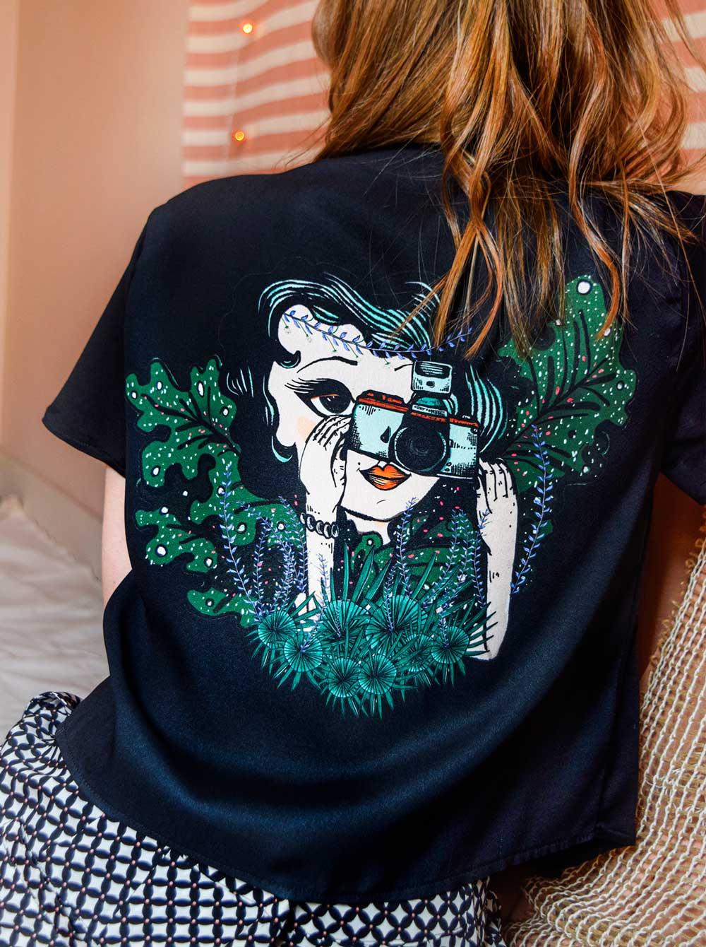 Pre-order Camisa Emma (reservar) 1
