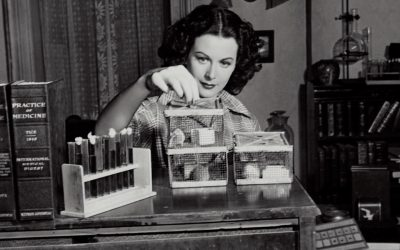 Bombshell. The Hedy Lamarr Story