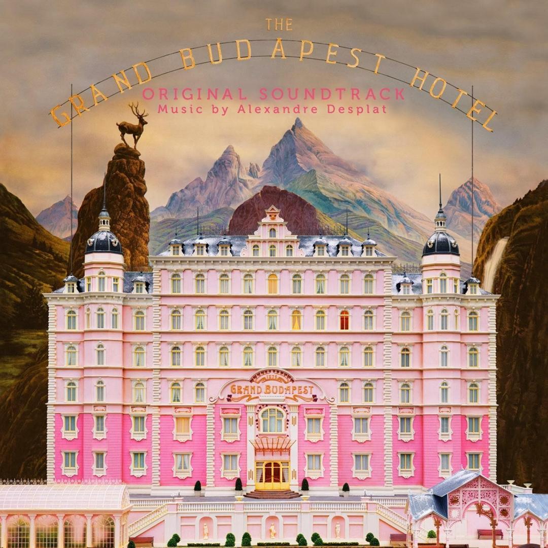 Gran Hotel Budappest 1