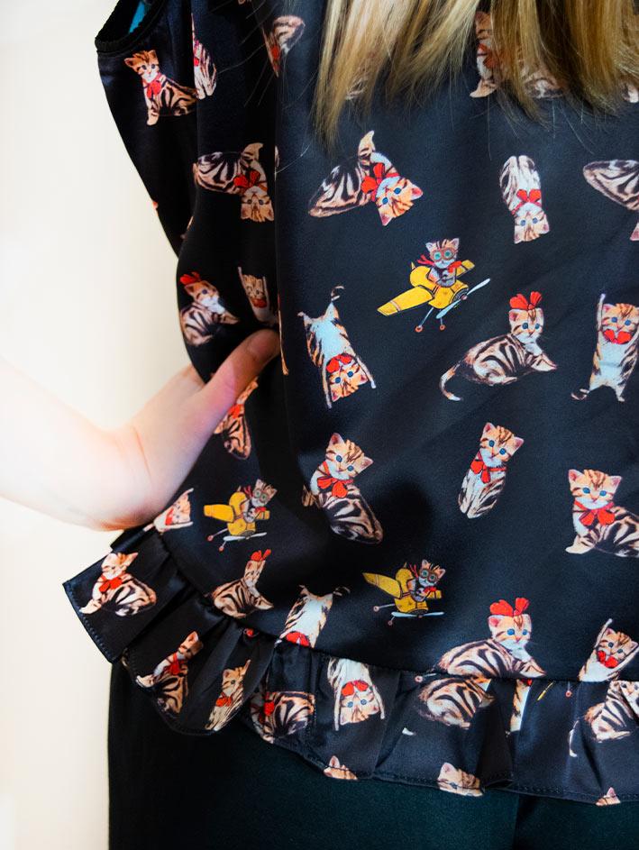 AGOTADO Pijama Animal Lover 6